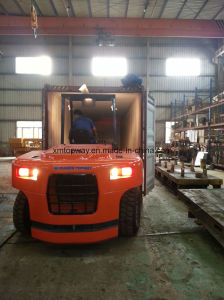 1ton to 4.5ton Diesel Forklift with Chinese or Japanese Isuzu Engine pictures & photos