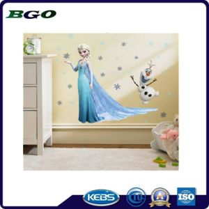 Frozen Aisha 3D Wall Film Removable Stickers pictures & photos