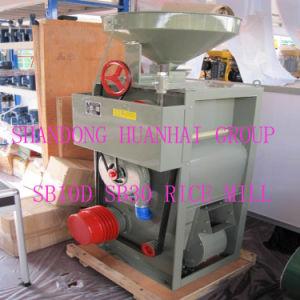 Nzj-15b Sb30 Sb50 Mini Rice Mill pictures & photos