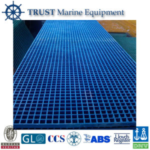 FRP GRP Fiberglass Mesh Flat Grating for Drain Grating Covers pictures & photos