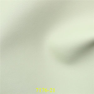 Top Quality Abrasion-Resistant PU Imitation Leather for Car Seat Cover pictures & photos