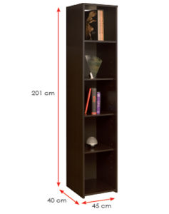Modern MFC Laminated Cupboard Wooden Kitchen Cabinets (HX-DR075) pictures & photos
