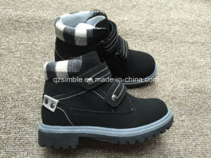 Best Selling Cheap Safety Boots for Kids pictures & photos