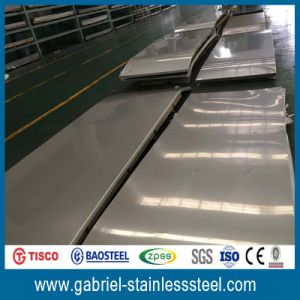 Cold Rolled Steel Grade 316 of 304 2b Finish Stainless Sheet Metal Gauge pictures & photos