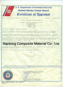 Phenolic Molded Grating/Uscg Certificate/FRP&GRP Grating pictures & photos