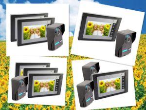Home Video Door Phone Door Bell Intercom System with Camera pictures & photos