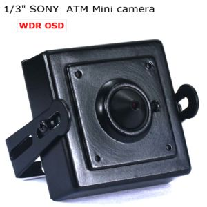 Security Color System CCD CCTV Mini Camera 600 Tvl Optional pictures & photos