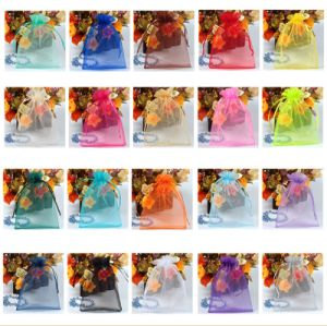 Custom Organza Pouches/Jewelry Pouches pictures & photos
