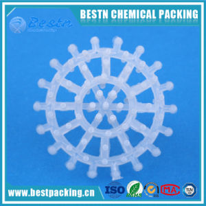 Plastic Rosette Ring Used as Random Packing Tellerate Ring pictures & photos