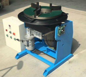 Ce Certified Welding Turning Table HD-600 pictures & photos