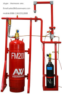 FM200 Hfc-227ea Fire Suppression Fire Fighting System pictures & photos