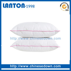50% Goose Down 50% Feather Pillow pictures & photos