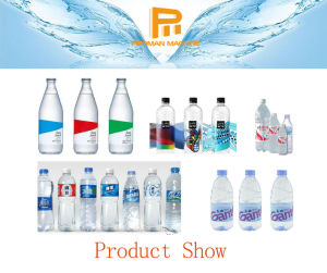Water of Life! Latest Automatic Bottle Drinking Water Filling Machine pictures & photos