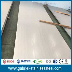 Hot Rolled 5mm 440c Stainless Steel Sheet Metal pictures & photos
