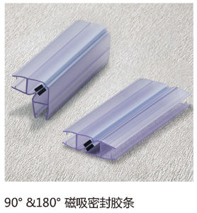PVC Sealing Strip for Glass Shower Door pictures & photos