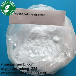White Raw Steroid Methenolone Acetate 434-05-9 Primobolan with Fast Delivery pictures & photos