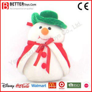 Christmas Stuffed Soft Toy Snowman in Hat pictures & photos