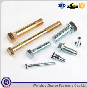 Hexagon Screws, OEM, High Strength, M6-M20 pictures & photos