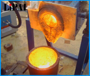 IGBT 20kw Ultrasonic Frequency Induction Heating Melting Machine pictures & photos