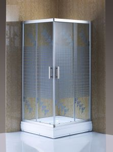 Sanitary Ware Cheap Shower Screen Glass Shower Sliding Door pictures & photos
