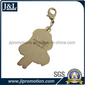 Die Stuck Soft Enamel Keychain for Promotion pictures & photos