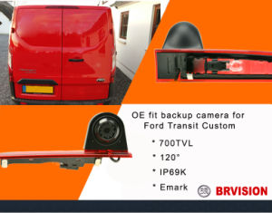 Brake Light Camera with LED for Ford Transit Custom 2016 pictures & photos