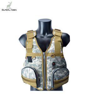 New Design High Quality Adjustable Mesh Custom Fishing Life Fly Fishing Tackle Bag for Daily Use pictures & photos