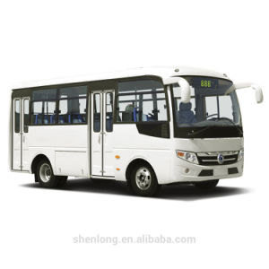 16-30 Seater Luxury Bus Price Slk6660AC pictures & photos