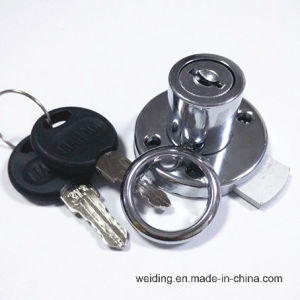 109 Zinc Alloy Furniture Drawer Lock pictures & photos