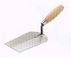 Wholesale Wood Handle Bricklaying Trowel pictures & photos