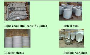 Factory Price Ku Band 60cm Satellite Dish Antenna Aluminum Antenna pictures & photos
