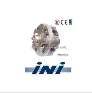 Ini Low Speed High Torque Hydraulic Motor pictures & photos