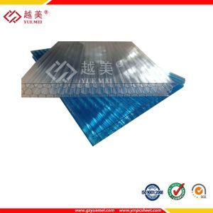 8mm 10mm Multiwall Polycarbonate Hollow Sheet for Gazebo and Roofing Shade pictures & photos