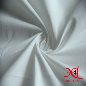 Pure White 40s Spandex Cotton Fabric for Shirt/Pants pictures & photos