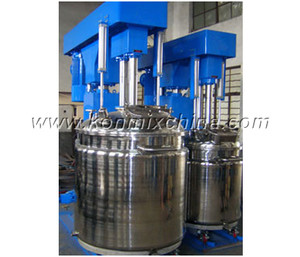 Double Shaft High Speed Disperser pictures & photos