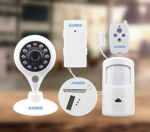 Smart Home Surveillance Kit for Security System Hsk-C1 pictures & photos