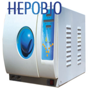 Table Top High End Clinic Pulse Vacuum Sterilizer with Ce pictures & photos