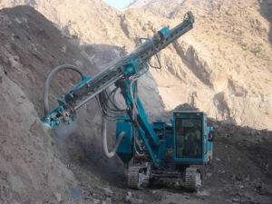 Hot Sale Wide Performamce Swde120 Hydraulic Down-The-Hole Drill pictures & photos