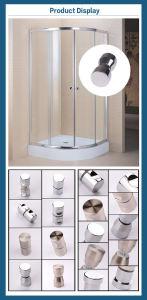 Aluminum Alloy Bathroom Knob for Glass Door pictures & photos