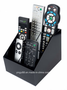 Factory Customized Acrylic TV Remote Control Holder pictures & photos