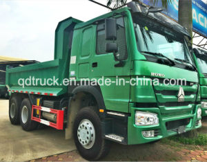 Construction 6X4 30 Ton Heavy Dump Truck pictures & photos