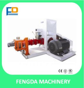 Single Screw Dry Extruder (EXT155G) for Shrimp Feed and Fish Feed of Aquafeed pictures & photos
