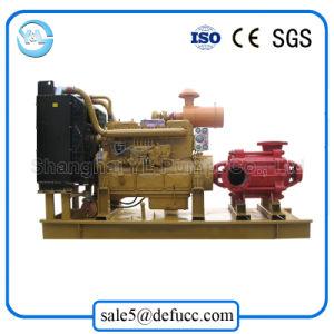 440m3/H Flow 355m Head Diesel Engine Multistage Centrifugal Water Pump pictures & photos