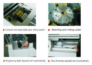 Perfect Binding Machine Yd-PB7000 pictures & photos