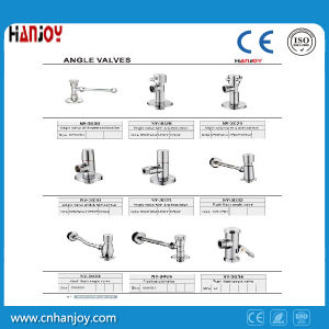 Chrome Plated Brass Angle Valve for Water(NV-3029) pictures & photos