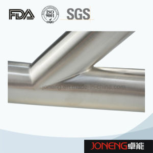 Stainless Steel Pipe Fittings Sanitary Lateral Type Tee (JN-FT3004) pictures & photos