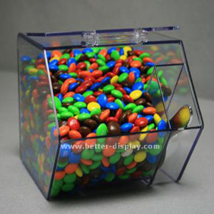 Wholesale Grocery Store Display Racks for Acrylic Candy Box pictures & photos