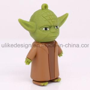 Cuty Yoda PVC USB Flash Drive (UL-PVC022) pictures & photos