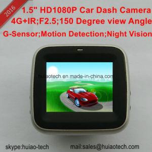 "2016 New 1.5"" Car DVR with HD 1080P 5.0mega CMOS Car Camera Built-in G-Sensor, Night Vision DVR-1518 pictures & photos"