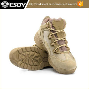 Tactical Outdoor Sport Boots Hiking Autumn Shoes Travel Army Boots pictures & photos